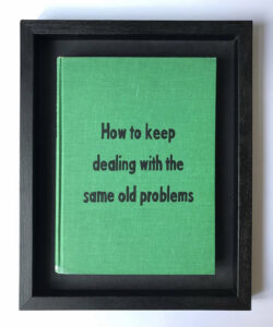 quote Johan Deckmann - how to keep dealing with the same old problems